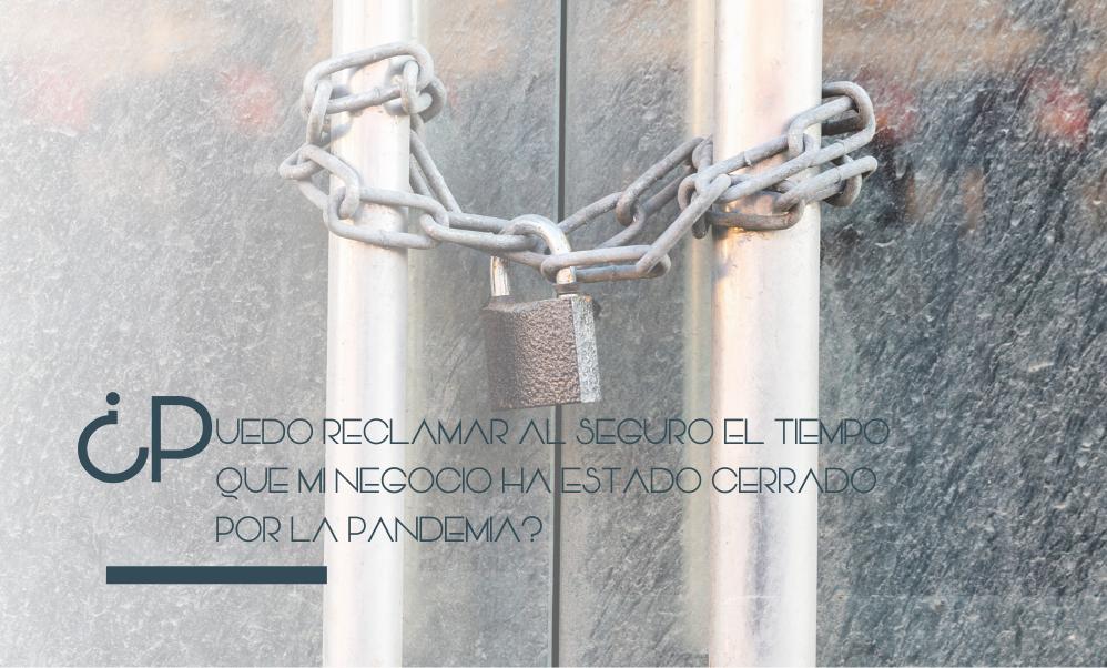 reclamar seguro pandemia blog